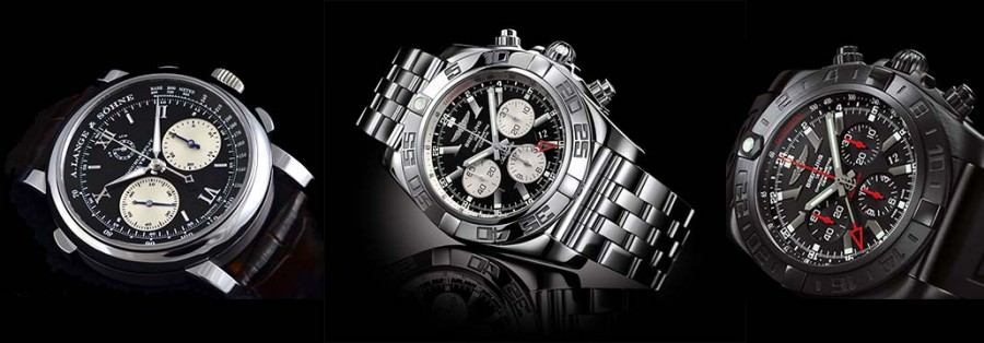 Explanation of the Chronograph