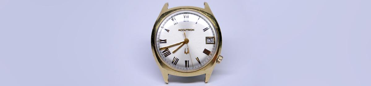 Bulova Accutron 2181