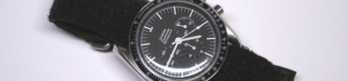 NASA Moonwatch Strap
