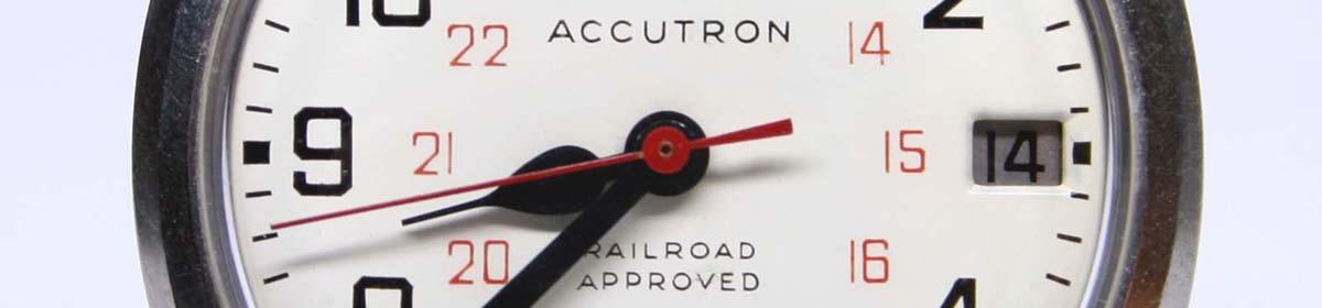 Bulova Accutron 218D
