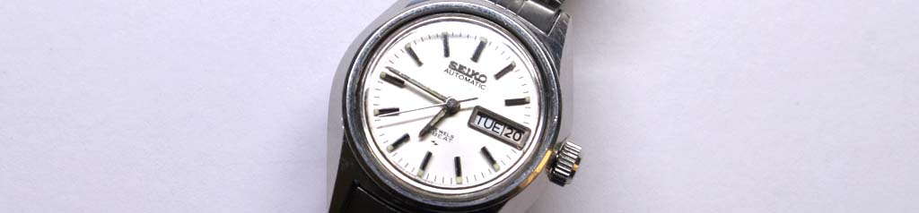Seiko Hi-Beat Automatic 2206-0180S