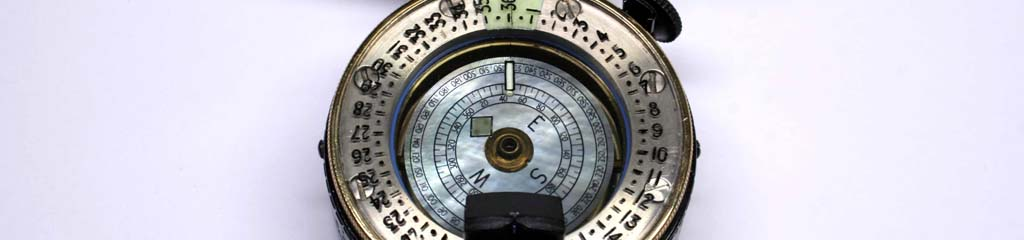 Francis Barker Mk III PrismaticCompass