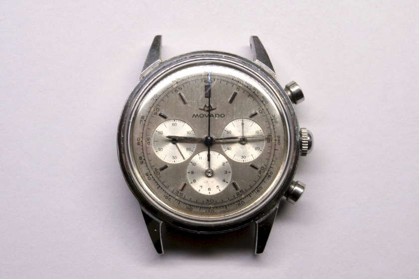 Movado Sub Sea chronograph (head only)